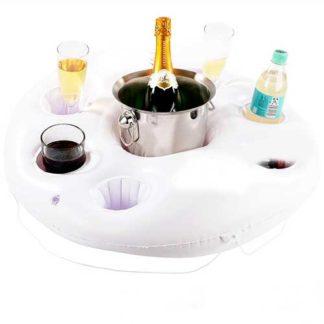 bou e porte verre flamant rose x 4 bou e g ante. Black Bedroom Furniture Sets. Home Design Ideas